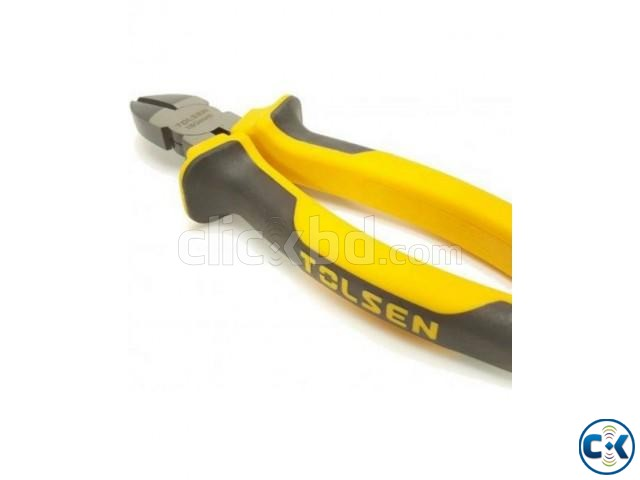 Mini Diagonal Cutting Pliers | ClickBD large image 0