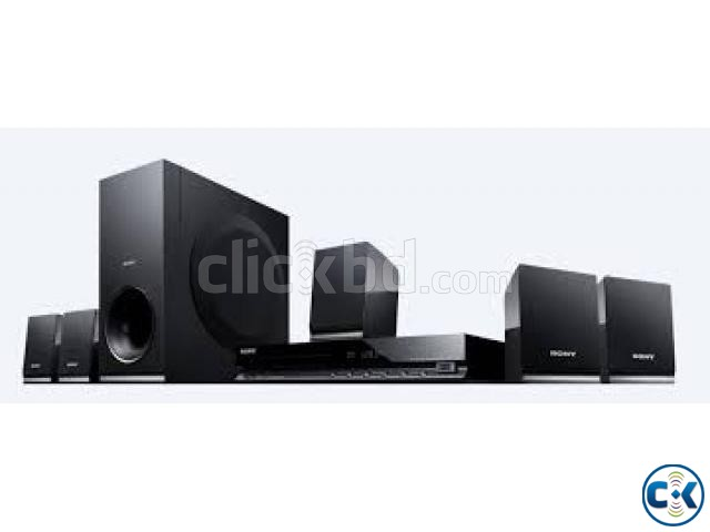 Sony DAVTZ140 DVD Home Theater System Lowest Price in Bangla | ClickBD large image 0
