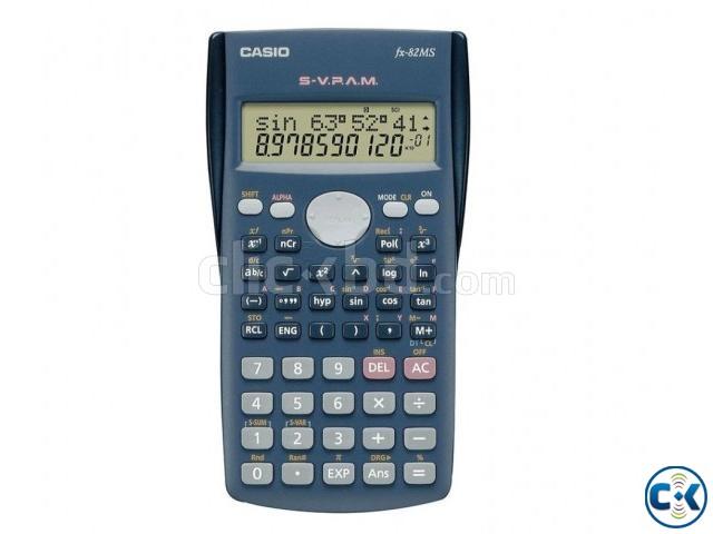 Casio Scientific Calculator FX-82MS - Taj Scientific | ClickBD large image 0