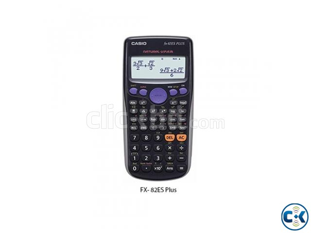 Casio Scientific Calculator FX-82ES Plus - Taj Scientific | ClickBD large image 0