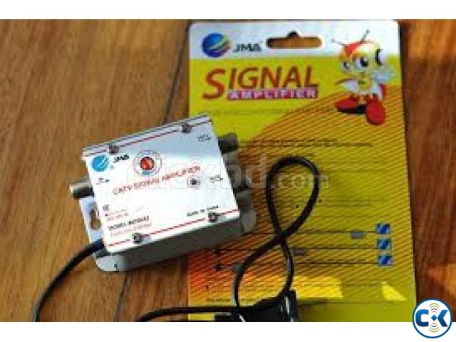 Dish Cable Signal Amplifier In Bangladesh | ClickBD large image 1