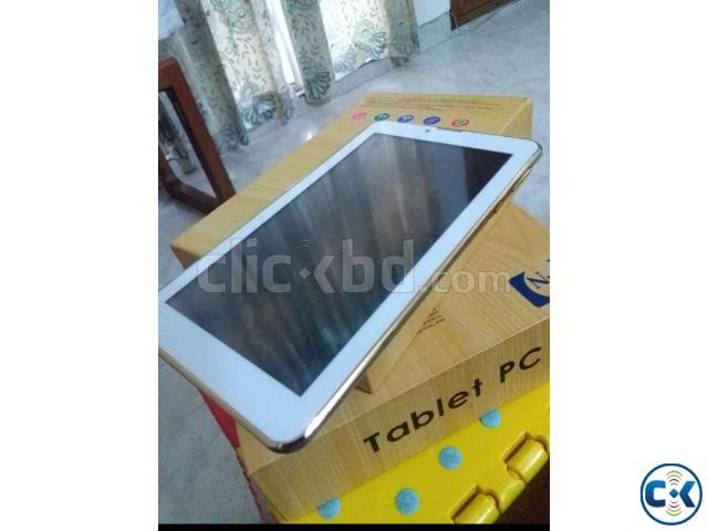 Tablet PC tab china 7 inch 8GB 2 Sim FREE Power Bank | ClickBD large image 0