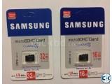 Memory card 16 32GB Low price