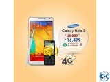 Samsung Galaxy Note 3 (Brand New intact)