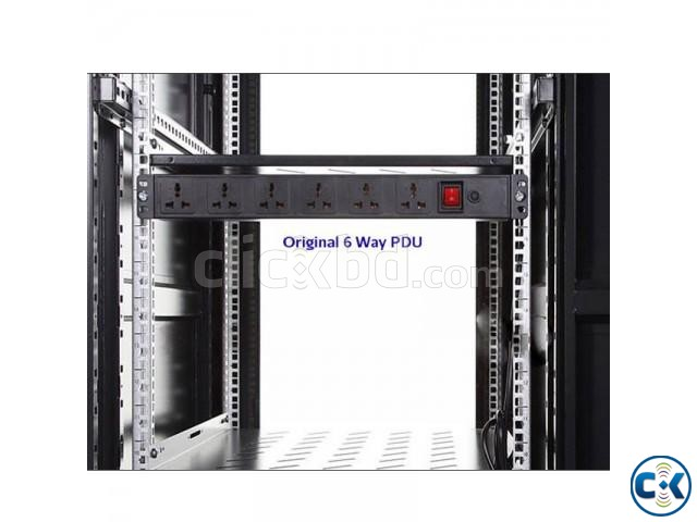 TOTEN 9U Server Rack Cabinet 600x600mm | ClickBD large image 2