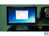 Desktop Pc With Speaker Ups
