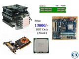 Gaming PC Parts Core 2 Duo
