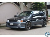 Starlet EP82 GT Advance Mod very good condition