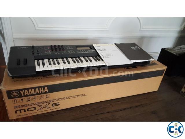 yamaha mox 6 like brand new | ClickBD large image 0