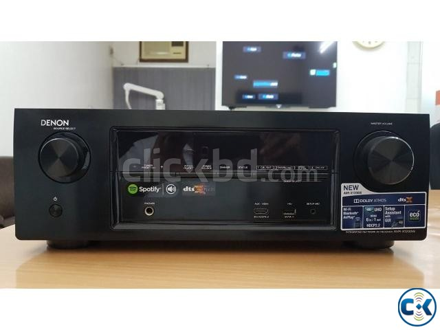 DENON AVR-X1200W 7.2 Channel Full 4K Receiver | ClickBD large image 0