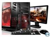 Desktop Computer Core i3 4th Gen 4GB RAM 320GB HDD
