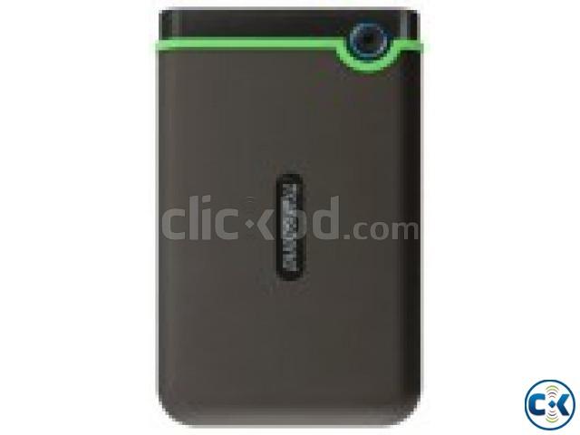 Transcend StoreJet 25M3 1TB External USB Portable HDD | ClickBD large image 0
