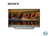TV LED 32'' SONY W600D FULL HD Smart TV