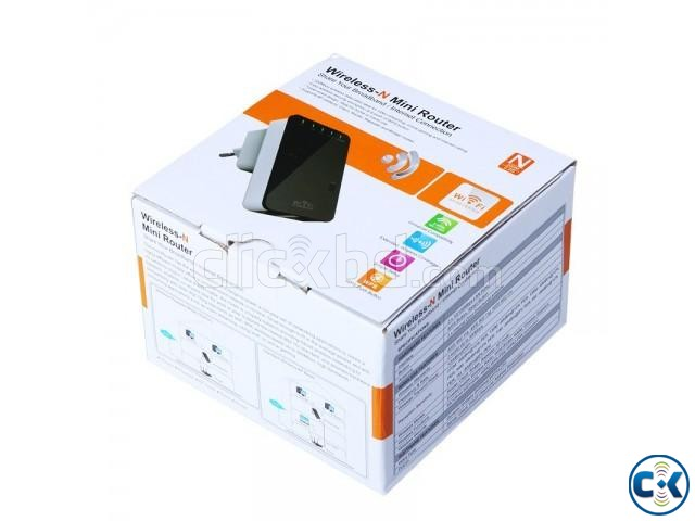 Wireless Wifi Router Repeater Booster | ClickBD large image 3