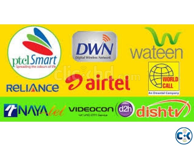 Tata Sky Recharge | ClickBD large image 0