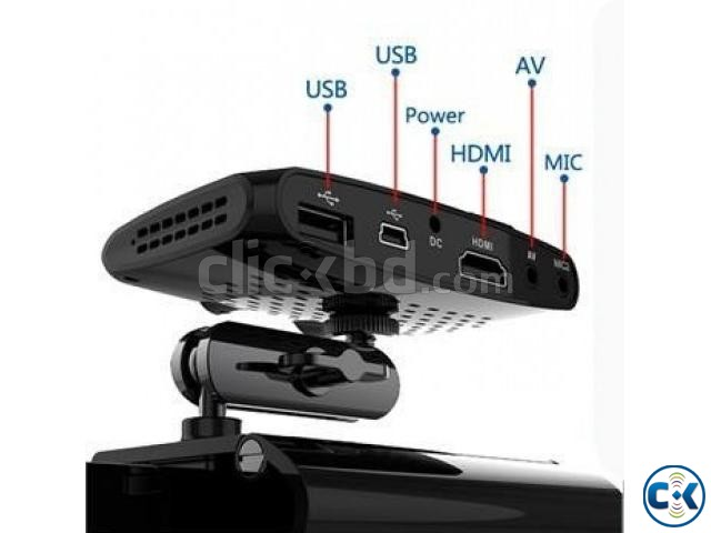 Smart TV BOX with Camera 5pm Android | ClickBD large image 1