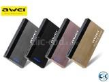 Awei P95K 10000mah Polymer Powerbank with Type C interface