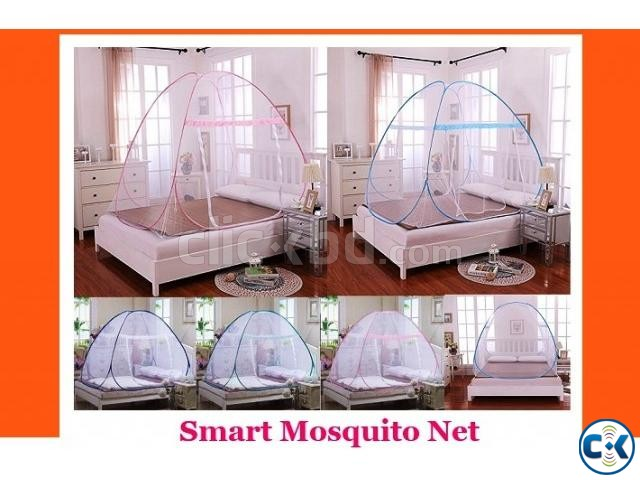 Foldable Mosquito Net | ClickBD large image 0