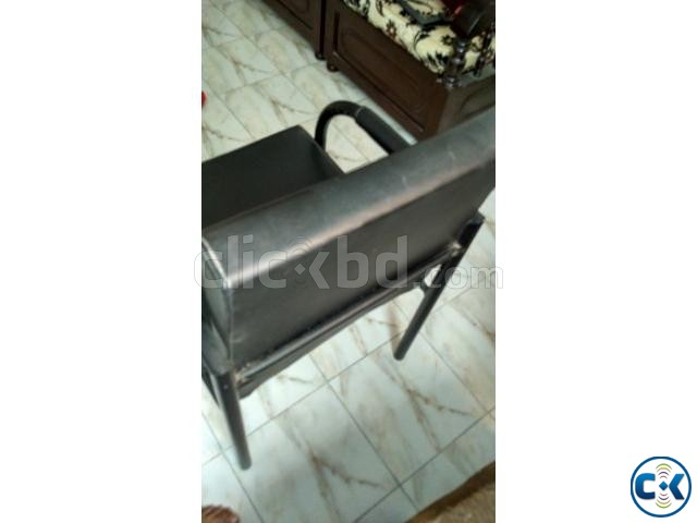 Office Furniture 2 tables and 3 chairs  | ClickBD large image 2