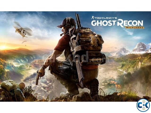 Tom Clancy s Ghost Recon Wildlands FOR PC ORIGINAL | ClickBD large image 0