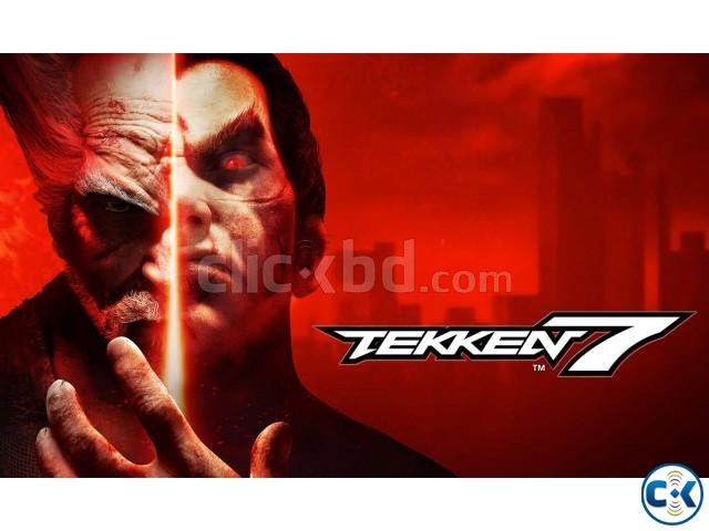 Tekken 7 FOR PC | ClickBD large image 0