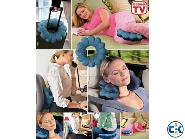 TOTAL TRAVEL PILLOW | ClickBD large image 0