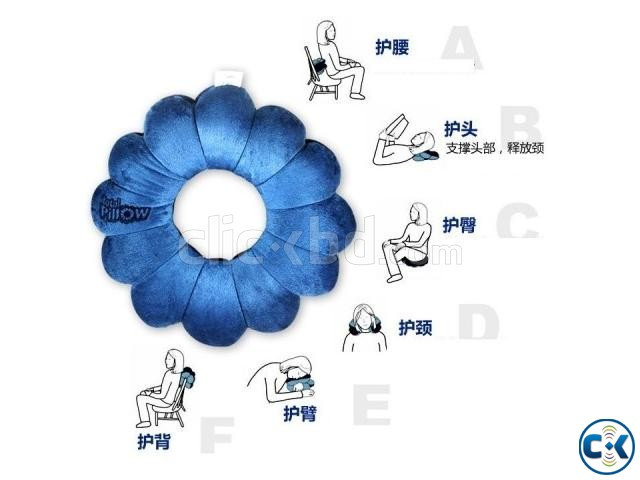 TOTAL TRAVEL PILLOW | ClickBD large image 1