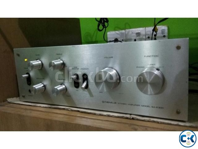 Pioneer SA-6300 Stereo Amplifier | ClickBD large image 0