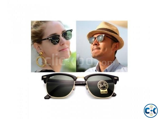 Ray Ban Sunglasses for Men 1pc | ClickBD large image 0