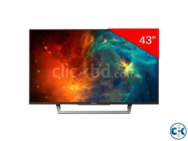 TV LED 43 SONY W750D FULL HD Smart TV | ClickBD large image 2