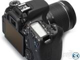 Canon 70D 18-200mm Lens