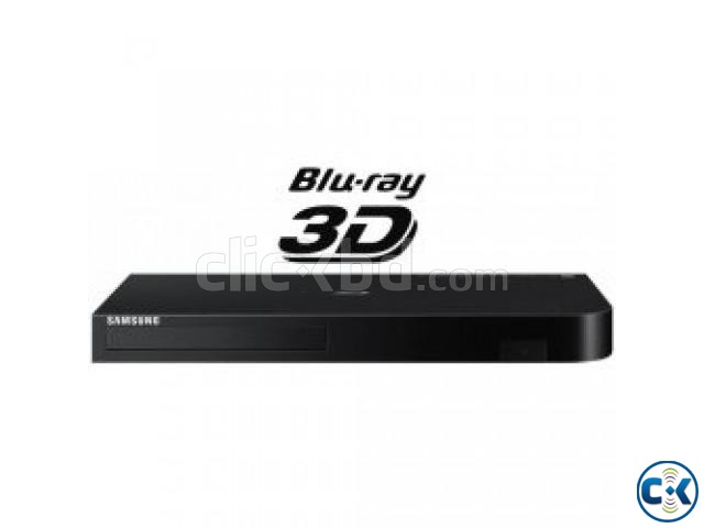 Samsung BD3D Blu-ray DVD Player | ClickBD large image 0