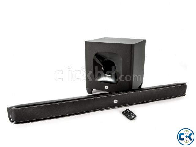 JBL Cinema SB 400 Soundbar and Wireless Subwoofer | ClickBD large image 0
