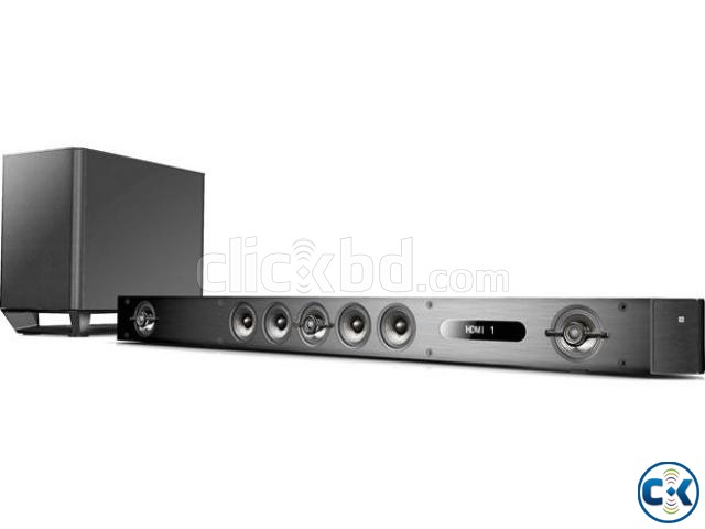 Sony HTST9 7.1 Sound Bar with Wireless Subwoofer | ClickBD large image 0