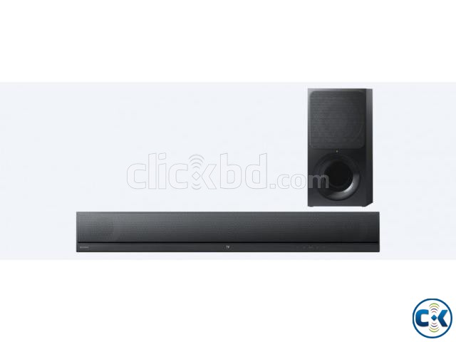 Sony HT-CT390 300W 2.1-Channel Sound-bar with Wireless | ClickBD large image 0