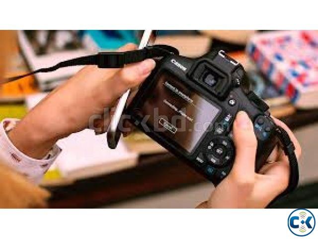 Canon EOS 1300D 18MP DIGIC 4 Budget DSLR Camera   ClickBD large image 0