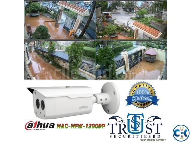 Dahua HAC-HFW-1200DP 2MP HDCVI Camera | ClickBD large image 0