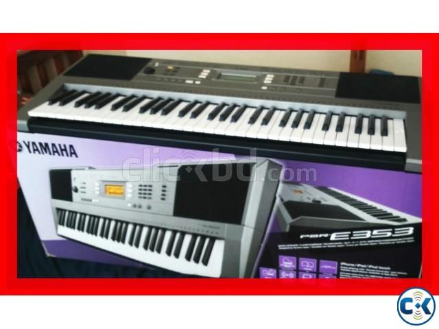 Brand New Intact Yamaha PSR E353 Adapter | ClickBD large image 0