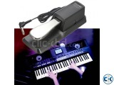 Piano and Keyboard Sustain Pedal NEW
