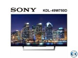 TV LED 48 SONY W750D FULL HD Smart TV