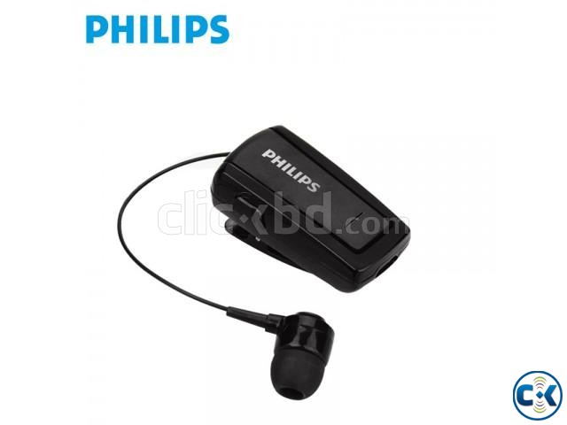 Philips SHB1200 Bluetooth Earbud Headset | ClickBD large image 0