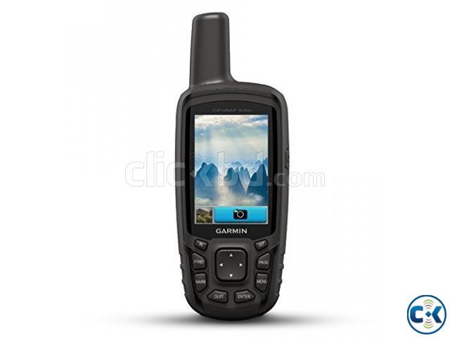 Garmin GPSMAP 64sc Handheld GPS | ClickBD large image 0