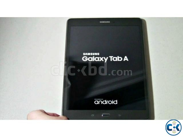 GRAB LATEST MODEL INTECH IMPORTED Samsung Galaxy Tab A SM-T5 | ClickBD large image 0