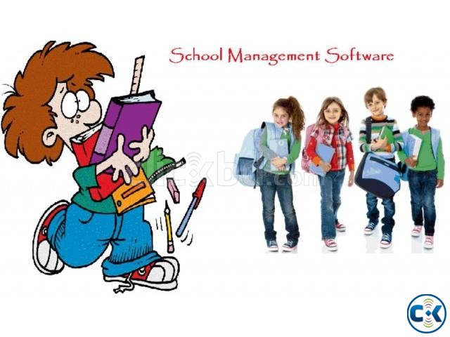 School Management Software | ClickBD large image 0