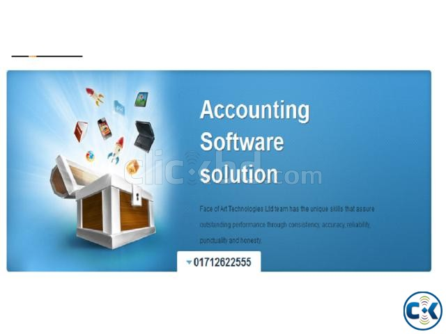 Face Accounting Software | ClickBD large image 0