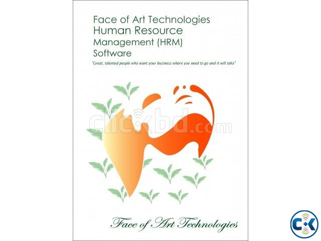 Face HRM Human Recourse Management Software  | ClickBD large image 0