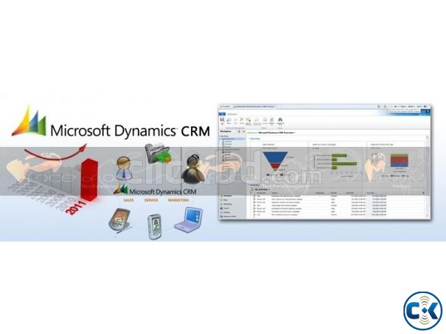 Face CRM Customer Relationship Management  | ClickBD large image 1