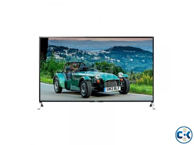 BRAVIA 55 INCH X9000C 4K ULTRA HD 3D LED TV | ClickBD large image 0