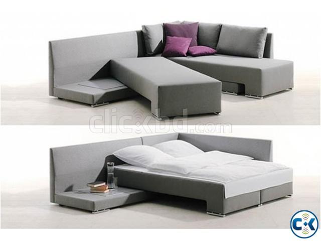 Bed Come Sofa Sofa Bed Thar Mahogany Finish Online Wooden