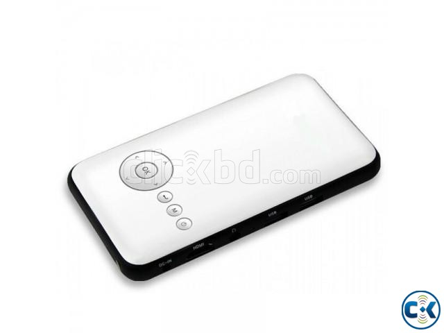 Android Smart wifi Pocket Projector | ClickBD large image 0